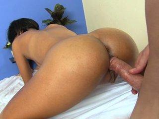 Giant clit massage